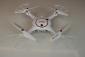 Dron Syma X5UW-D, biela + náhradná batéria