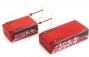 NOSRAM 4500 - Shorty - 110C/55C - 7.4V LiPo - 1/10 Competition Car Line Hardcase