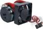Radical Motor chladič   větráček - červený