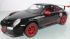 RC auto Porsche 911 GT3 RS, čierna