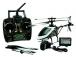 RC vrtuľník Buzzard, bieločierna