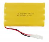 Batéria Ni-Cd 800 mAh 9.6V