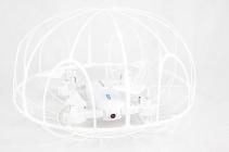 Dron Rayline X5VR s VR okuliarmi, biela
