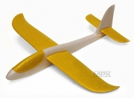 214288 Fox hádzadlo Elapor - žlto biele (1ks)