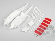 224110 Súprava drobných a plastových dielov Xeno (vetroň)