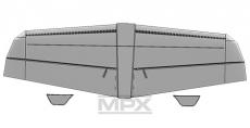 224379 krídla STUNTMASTER
