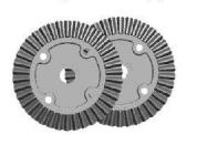 6420 Hlavné ozubené kolesá pre diferenciál