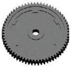 6443 Hlavné ozubené koleso