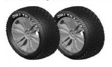 6569 Súprava zadných pneumatík pre Buggy