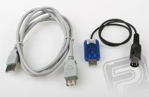 85148 PC kábel USB pre vysielač