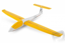 854281 Mini Solius hádzadlo Elapor - bielo/žlté