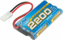 AA Pack 2200 – 9,6 V – 8-článkový NiMH pack