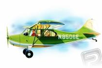 Aeronca Champion 610mm laser.vyrezávaná