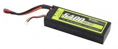 Akumulátor 7,4V 5400mah 45C Hardcase LiPo