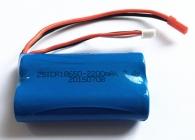 Akumulátor Li-Po 7,4V 2200 mAh - F-45 atd