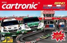 Autodráha Cartronic Car-Speed Brno