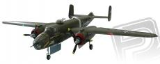 B-25 Mitchell - ARF (strieborný)