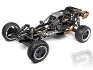 Baja 5B 2,0 Buggy RTR s 2,4GHz RC súpravou, kar. čierna so systémom DBOX2