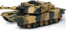 BAZÁR - RC tank 1:24 M1A2 ABRAMS