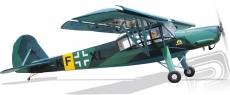 BH99 Fieseler Fi156C Storch 2850mm ARF