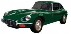 Cartronic Jaguar E-Type, zelená