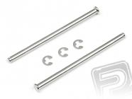 Čap závesu dolných zadných ramien 3x56.3mm (2ks)