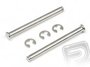 Čap závesu zadných kolies 3x35.3mm (2ks)