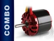 Combo set RAY C4250/06   RAY R-50SB 50A SBEC regulátor