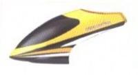 DH 9101-28 kabína, žltá