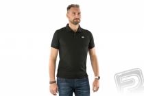 DJI Čierne POLO-Tričko(XL)