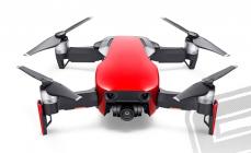 RC dron DJI Mavic Air FLY MORE COMBO (Flame Red)