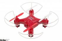 Dron Rocket55 XXS 3D, červená