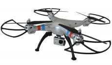 RC dron SYMA X8CG 8Mpix Full kamera - 18min letu