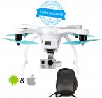 EHANG GHOSTDRONE 2.0 Aerial, biela + batoh