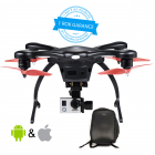 EHANG GHOSTDRONE 2.0 Aerial, čierna + batoh