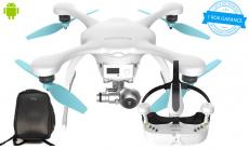EHANG GHOSTDRONE 2.0 VR, biela (Android) + batoh