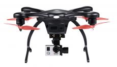 EHANG GHOSTDRONE 2.0 Aerial, čierna farba