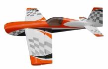 Extra 330SC scale 40% (3 100 mm) 150ccm (oranžovo/biela)