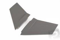 F-35 šedý - smerovka