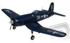 F4U Corsair - ARF (modrá, el. zaťahovací podvozok)
