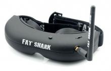 Fat Shark Attitude V2 s kamerou CMOS 600TVL a vysielačom