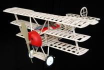 Fokker Dr. I Dreidecker laser. vyrezávaný 610mm