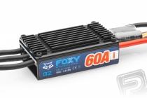 FOXY G2 R-60SB striedavý regulátor 60A