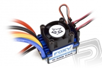 FOXY R35B CAR striedavý regulátor 35A   prog.karta (bezsenzorový)