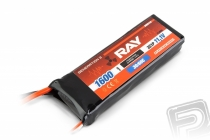 G3 RAY Li-Pol 1600 mAh/11,1 30/60 C Air pack 17,8 Wh
