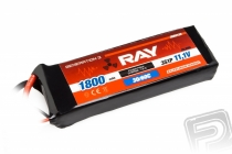 G3 RAY Li-Pol 1800mAh/11,1 30/60C Air pack 20,0 Wh