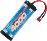 Hyper Pack 4000 - 7.2V - 6 článkový NiMH Stickpack - US