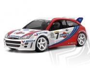 Karoséria číra Ford Focus WRC (200 mm)