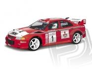 Karoséria číra Mitsubishi Lancer EVO 6 WRC (200 mm)