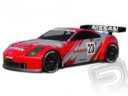 Karoséria číra Nissan 350Z Nismo GT RACE (200 mm)